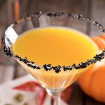 Halloween Cocktails: Vanilla Pumpkin Martini
