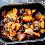 Roasted Root Vegetables with Apples