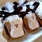 Ghostly Gooey Halloween Smores