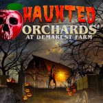The Haunted Orchards: Enter if You Dare
