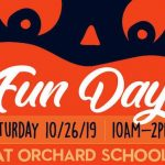 Halloween Fun Day for Kids at Orchard School