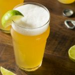 2 Ingredient Cocktail: The Ginger Shandy