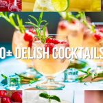 20+ Festive Holiday Cocktails