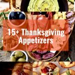 15+ Delectable Thanksgiving Appetizers