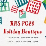 Shop the RHS Holiday Boutique!