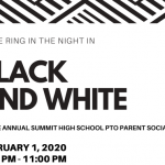 SHS Social: Ring in the Night in Black & White