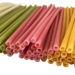 A Fun Eco-Friendly Straw Options: Pasta Straws