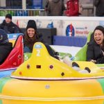 Drive, Bump & Spin with Ice Bumper Cars