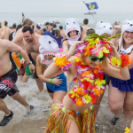 Going All the Way: The Polar Bear Plunge