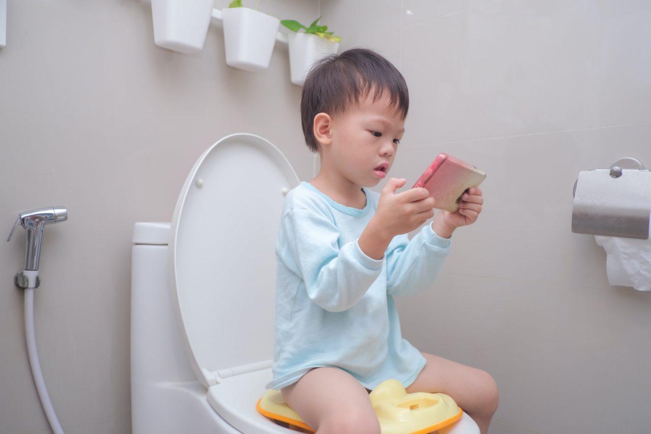 kid screen child
