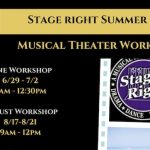 Early Bird Discount for Musical Theater Workshops