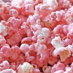 Valentine's Day Pink Popcorn