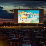 Family Movie Night at the Drive-In