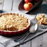 Apple Crisp – Your Go To GF Fall Dessert