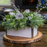 RHS Fundraiser: Shop Festive Wreaths, Trees, & Centerpieces