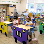 Take a Virtual Tour of Oak Knoll's Classrooms!