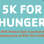 5K for Hunger — Join Us, It is So Easy