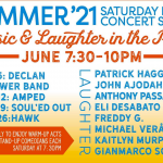 Music & Laughter In The Park