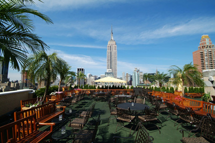 Rooftop Brunch And Lunch Spots Nyc 1